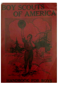 Boy Scouts of America Handbook for Boys Copyright 1911