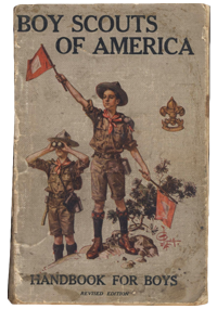 Boy Scouts of America Handbook for Boys