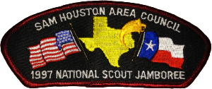 Shoulder Patches and Community Strips | Boy Scout Collectibles