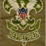 Scoutmaster Type 2 Patch
