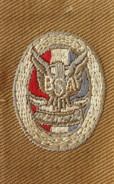 Eagle Scout Type 1 Patch