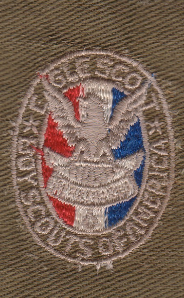 Eagle Scout Type 2 Patch