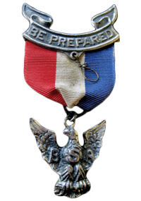 Robbins Type 1 Eagle Scout Award