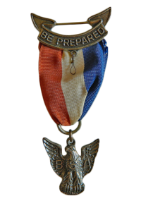 Stange Type 2 Eagle Scout Award