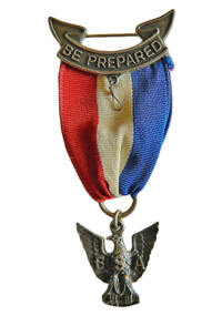 Stange Type 3 Eagle Scout Award